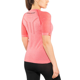 Compressport SwimBikeRun Training Løbe T-shirt Damer pink